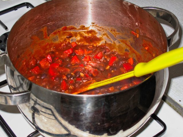 Vegetarisches Chili_lzn