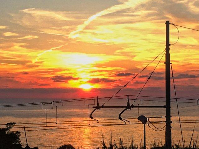 Sunset über Tropea_lzn